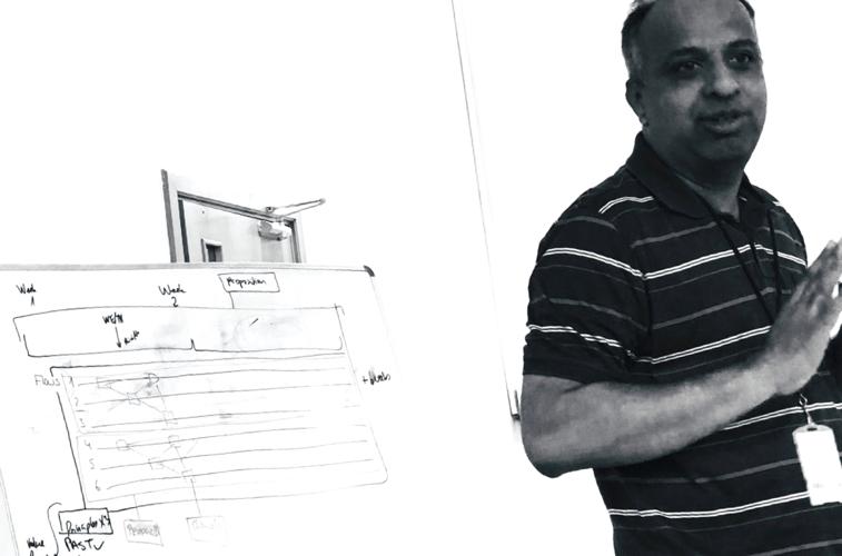 Krishnaswamy Subbarao stakeholder and sponsor infosys